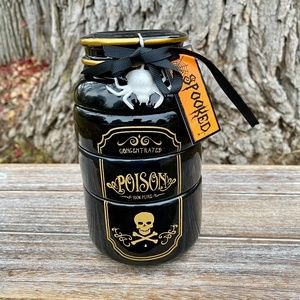 NEW - Stacking Ceramic Measuring Cups - POISON ☠️